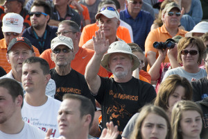 Many UF alumni also attended the 2014 game.
