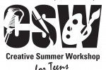 Creative Summer Workshop Logo