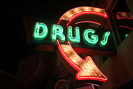 Local professionals will share their expertise on drug addiction with community residents and enrolled students.
