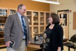Don Elswick, STEM, STEM, STEM Coordinator at St. Wendelin High School, St. Wendelin High School, Master of Arts in Education, MAE, Gwynne Rife, Julie McIntosh, Dr. Rife, Dr. McIntosh, COE, COE stories, college of education, university of findlay, UF coe, university of findlay's college of education, COE students, graduate education, graduate teacher education, teacher stories, STEM education, Ohio STEM Learning Network's Innovative Leaders Institute, Innovative Leaders Institute, MAE, online MAE, STEM in Ohio, STEM education in Ohio, non-traditional students, post-bac education, post-bach education, post-baccalaureate education