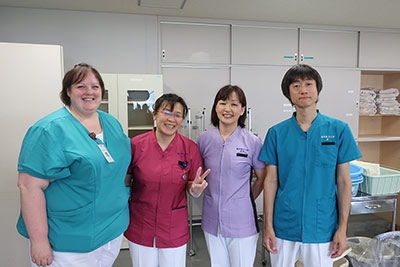 University of Findlay nursing student travels to Japan