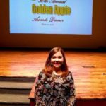 Marti Andrews at the Golden Apple